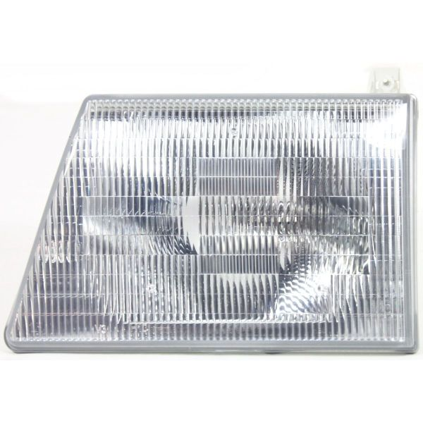 Fleetwood Jamboree (Class C) Left (Driver) Replacement Headlight Assembly