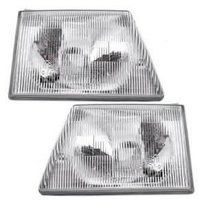 Holiday Rambler Admiral Replacement Headlight Assembly Pair (Left & Right)