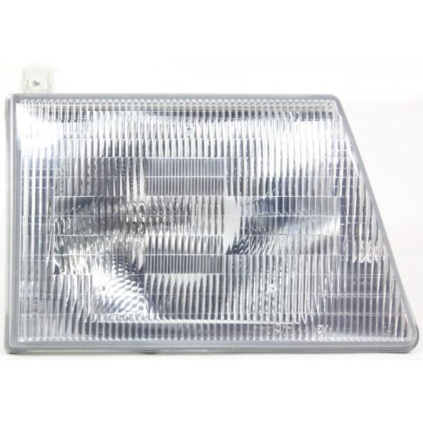 Damon Challenger Right (Passenger) Replacement Headlight Assembly