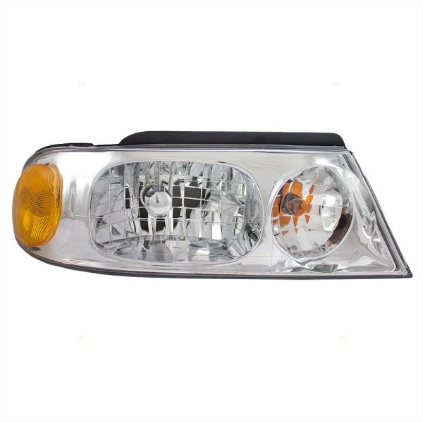 Vision Condor (Class A) Right (Passenger) Replacement Headlight Assembly