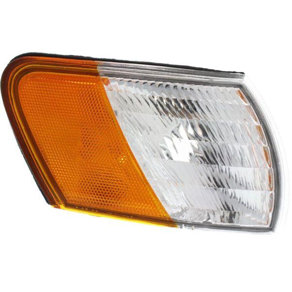 Safari Panther Left (Driver) Corner Turn Signal Lamp Unit