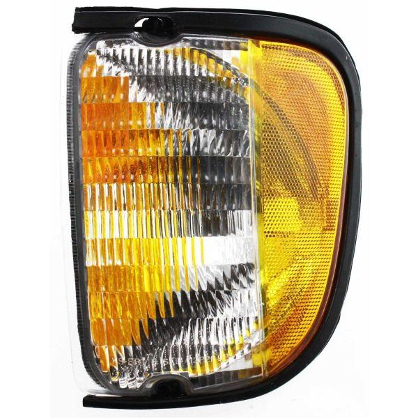 Fleetwood Jamboree (Class C) Left (Driver) Replacement Corner Turn Signal Lamp Unit