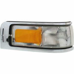 Damon Intruder Right (Passenger) Corner Turn Signal Lamp Unit