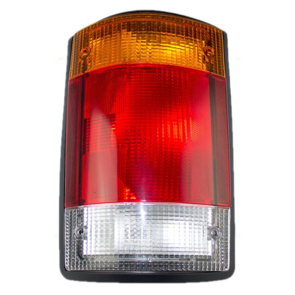 Western RV Alpine Left (Driver) Replacement Tail Light with Gasket