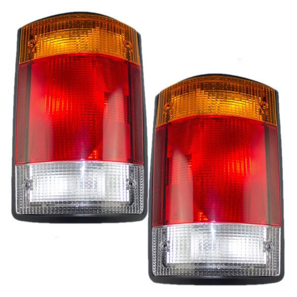 Western RV Alpine Replacement Tail Light Pair (Left & Right) with Gasket