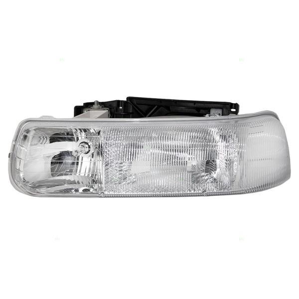 Winnebago Chalet (Class A) Replacement Left (Driver) Replacement Headlight Assembly