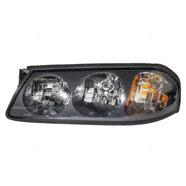 Damon Escaper Left (Driver) Replacement Headlight Assembly
