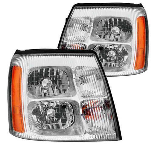 Thor Motor Coach Challenger Replacement Headlights Assembly Pair (Left & Right)