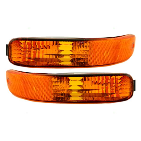 Four Winds Windsport Replacement Turn Signal Light Lens & Housing Pair (Left & Right)