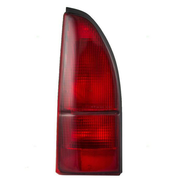 Holiday Rambler Navigator Left (Driver) Upper Replacement Tail Light Assembly