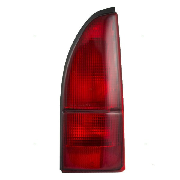 Holiday Rambler Navigator Left (Driver) Lower Replacement Tail Light Assembly