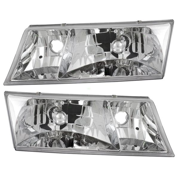 Fleetwood Southwind Replacement Headlight Assembly Pair (Left & Right)