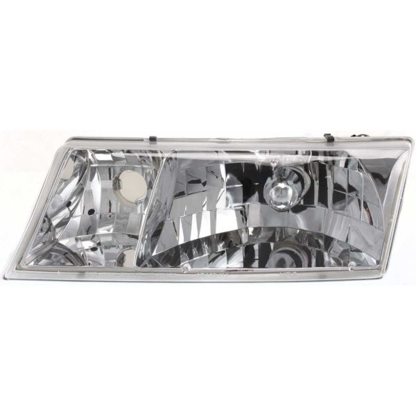 Fleetwood Excursion Right (Passenger) Replacement Headlight Assembly