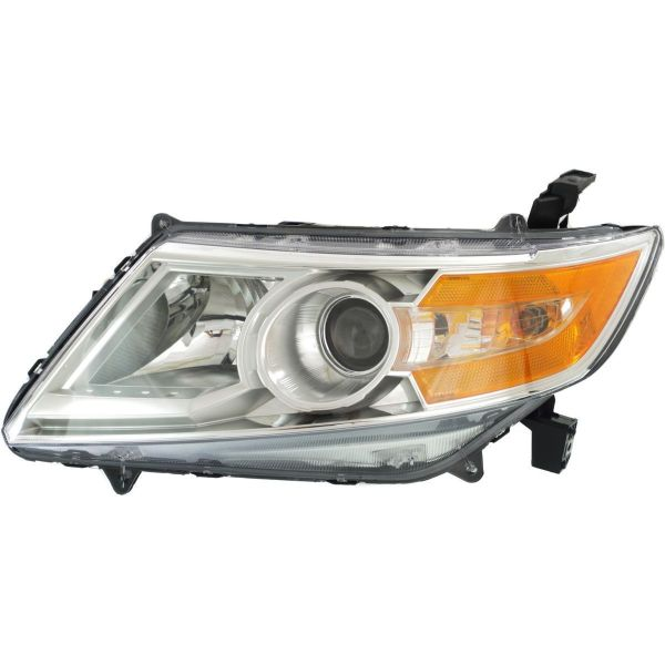 Newmar London Aire Left (Driver) Replacement Headlight Assembly