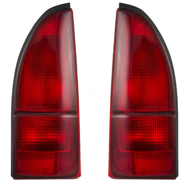 Holiday Rambler Navigator Lower Replacement Tail Light Assembly Pair (Left & Right)
