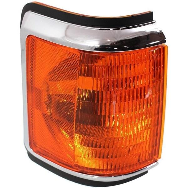 Country Coach Allure Right (Passenger) Corner Turn Signal Lamp Unit