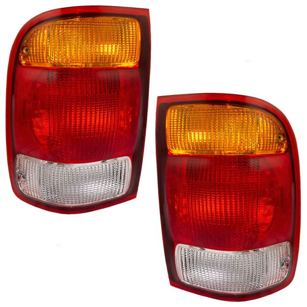 Monaco La Palma (35ft & 37ft) Replacement Tail Light Unit Pair (Left & Right)