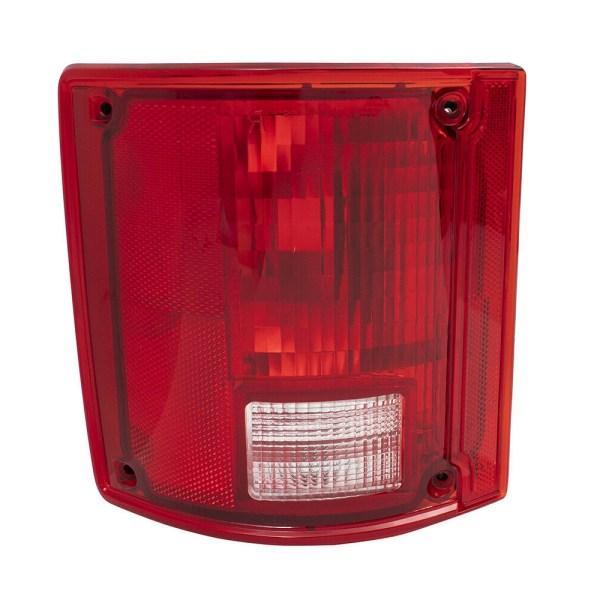 Monaco Monarch Left (Driver) Replacement Tail Light Lens & Housing