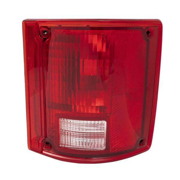 Monaco Dynasty Right (Passenger) Replacement Upper Tail Light Lens & Housing