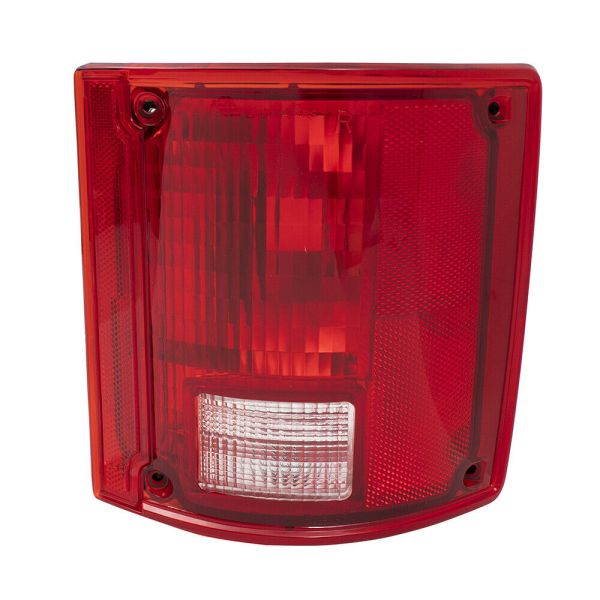 Monaco Knight Right (Passenger) Replacement Tail Light Lens & Housing