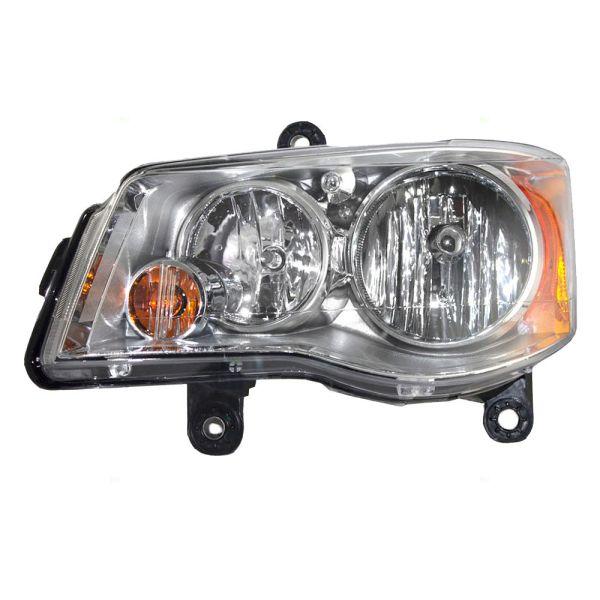 Newmar Dutch Star Left (Driver) Replacement Headlight Assembly