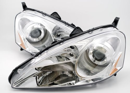 Newmar Essex Headlights Assembly Pair (Left & Right)