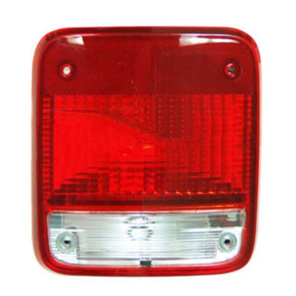 Georgie Boy Landau Left (Driver) Replacement Tail Light Rear Lamp Unit