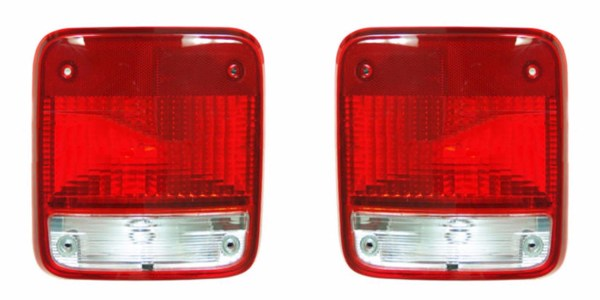 Itasca Sunflyer Replacement Tail Light Unit Pair (Left & Right)