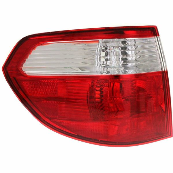 Tiffin Allegro Bus Upper Outer Left (Driver) Replacement Tail Light Rear Lamp Unit