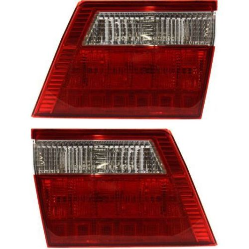 Tiffin Allegro Bus Lower Inner Tail Lights Rear Lamps Assembly Pair (Left & Right)