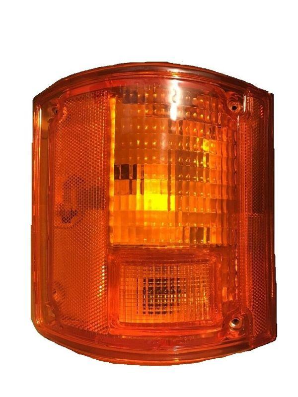 Monaco Cayman Left (Driver) Replacement Rear Turn Signal Light Lens & Housing