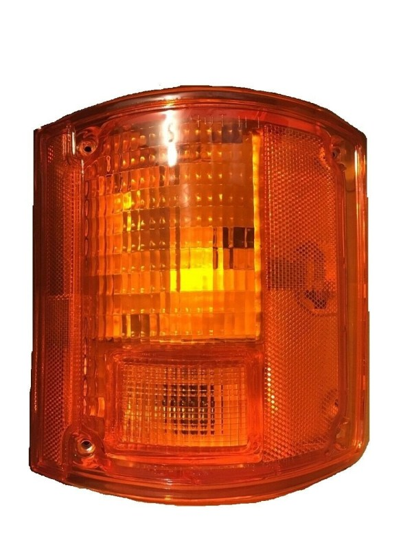 Monaco Cayman Right (Passenger) Replacement Rear Turn Signal Light Lens & Housing