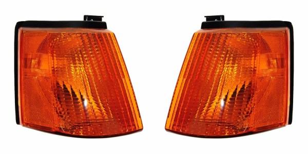 Holiday Rambler Alumi Lite Corner Turn Signal Light Unit Pair (Left & Right)