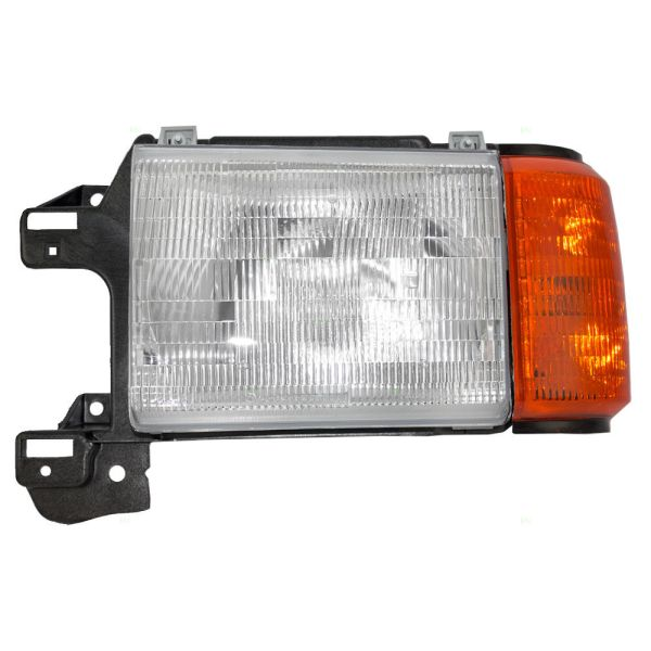 Monaco Monarch Replacement Left (Driver) Replacement Headlight & Corner Light Assembly