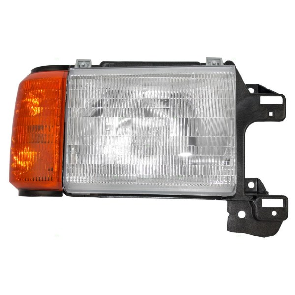 Fleetwood Pace Arrow Replacement Right (Passenger) Replacement Headlight & Corner Light Assembly