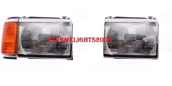 Coachmen Crown Royal Replacement Right Side (Passenger) Headlights & Corner Light Assembly