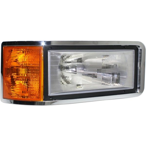 Travel Supreme Replacement Right (Passenger) Replacement Headlight & Corner Light Assembly