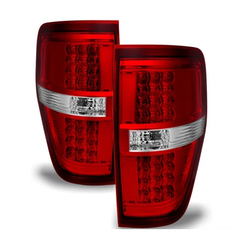Tiffin Zephyr Red LED Tail Light Unit Pair (Left & Right)
