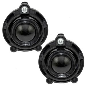 Thor Motor Coach Miramar Replacement Fog Light Assembly Pair (Left & Right)