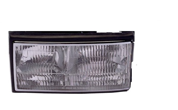 Fleetwood American Eagle Replacement Left (Driver) Headlight Assembly