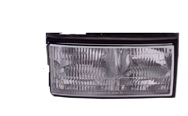 Fleetwood American Eagle Replacement Right (Passenger) Headlight Assembly