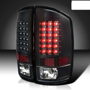 Thor Motor Coach Windsport LED Black Tail Light Assembly Pair (Left & Right)