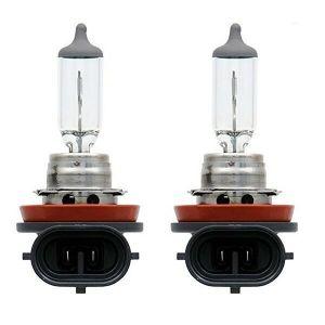 Georgie Boy Pursuit Replacement Low Beam Headlight Bulbs Pair (Left & Right)