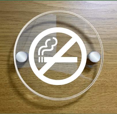 No Smoking Signs Customised No Smoking Sign