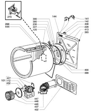 White Knight Tumble Dryer Wiring Diagram  Somurich