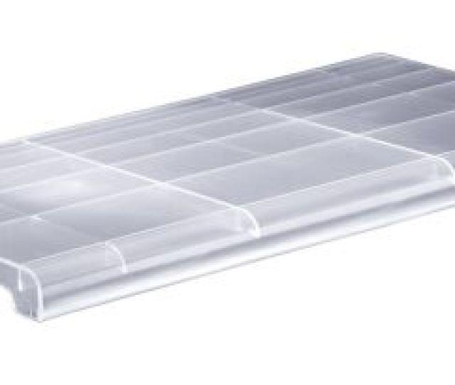 Gridwall Shelf Plastic Shelf Plastic Display Shelving Gridwall Display Shelves