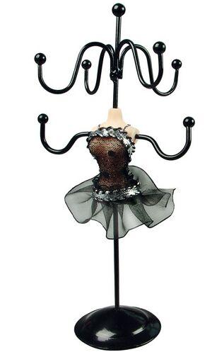 Mini Dress Form Jewelry Holders