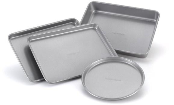 Farberware Nonstick Bakeware 4-Piece Toaster Oven Set
