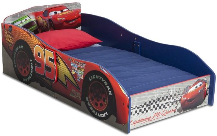 Delta Children's Wood Toddler Bed