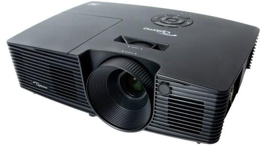 Optoma S316 SVGA DLP Projector, 3200 Lumens